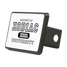 Zodiac University Property Hitch Cover