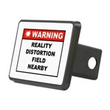 Cool Office humor Rectangular Hitch Cover