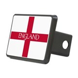 St. George's Cross Rectangular Hitch Coverle)