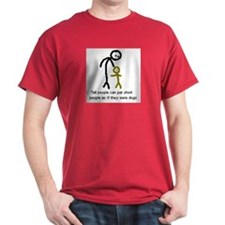 Funny Tall people T-Shirt