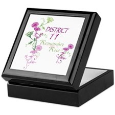 Remember Rue Keepsake Box
