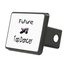 Future Tap Dancer Hitch Cover
