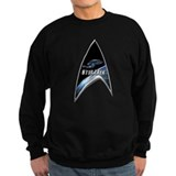 StarTrek Command Silver Signia voyager.png Sweatsh