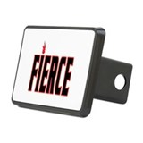 FIERCE! Rectangular Hitch Cover