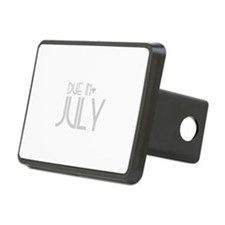 Grey Urban Heart Due July Hitch Cover