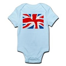 Union Jack Infant Creeper