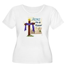 He is Risen Easter T-Shirt