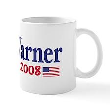 Mark Warner Vote Blue 2008 Mug