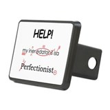 Perfectionist Editor Rectangular Hitch Coverle)