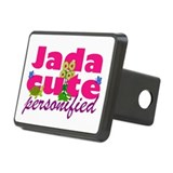 Cute Jada Rectangular Hitch Coverle)