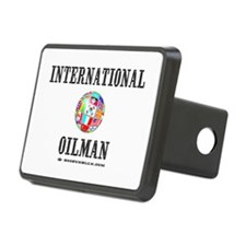 International Oilman Hitch Cover