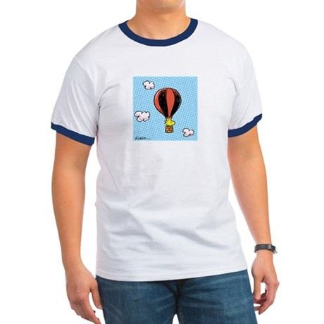 Up, Up, and Away! Ringer T