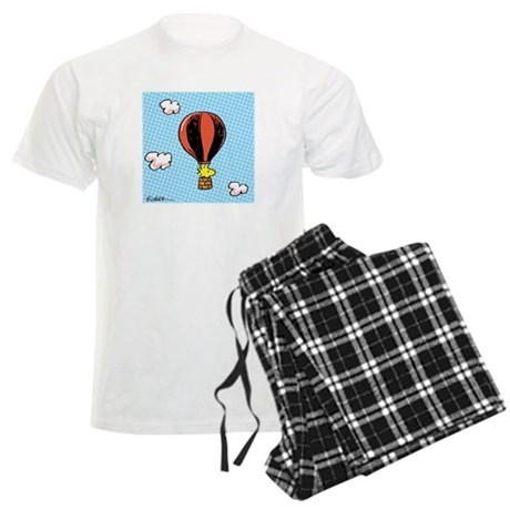 Up, Up, and Away! Men's Light Pajamas