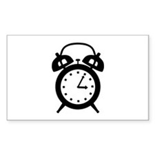 Alarm clock Decal