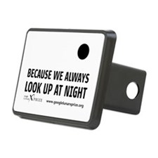 Always Look Up Hitch Cover