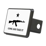 AK47 COME AND TAKE IT Rectangular Hitch Cover