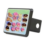 Donuts Hitch Cover