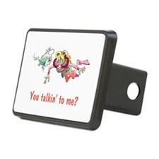 You Talkin' to Me? Hitch Cover