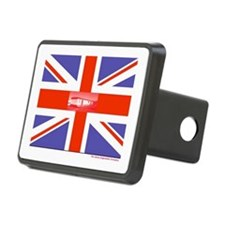 British Caravan Flag Hitch Cover