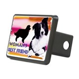 Funny Mother's day Rectangular Hitch Cover