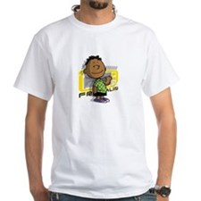 My Name's Franklin White T-Shirt