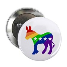 "Unique Gay marriage 2.25"" Button"