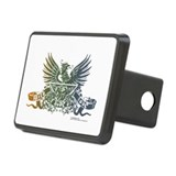 Cool Griffin Rectangular Hitch Cover