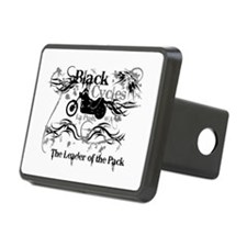 Black Cycles Hitch Cover