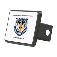 HHC - 166th Aviation Bde with Text Hitch Cover