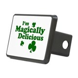 Magically Delicious Rectangular Hitch Cover
