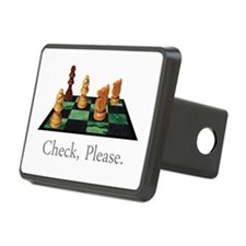 Check Please Hitch Cover