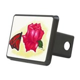 Cute Butterflies Rectangular Hitch Cover