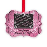 PINK Class of 2012 Graduate Ornament