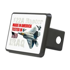 f-22A Raptor Made In America Hitch Cover