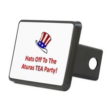 Aturas Tea Party Hitch Cover