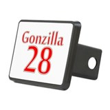 Gonzilla 28 Rectangular Hitch Coverle)