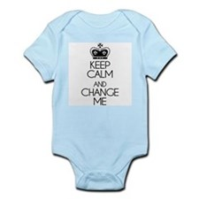 Change Me Infant Bodysuit
