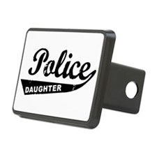 Vintage Police Daughter Hitch Cover