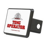 Oilfield Tong Operator Rectangular Hitch Cover