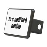 70's Redford Double Rectangular Hitch Cover