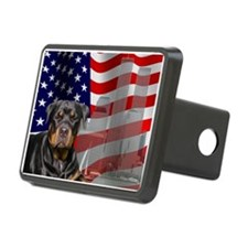 Rotties were there! Hitch Cover