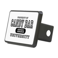 Candy Bar University Hitch Cover