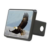Eagle Flight Rectangular Hitch Coverle)