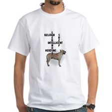 Laekenois crossword puzzle Shirt