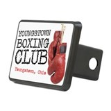 Youngstown Boxing Club Rectangular Hitch Cover