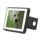 Cute Custom tote Rectangular Hitch Cover