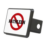 Anti-Kathleen Rectangular Hitch Cover