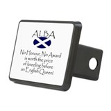 No Kneeling Horizontal Rectangular Hitch Cover