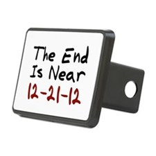 End Is Near 12-21-12 Hitch Cover