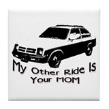 Your MOM Tile Coaster